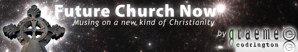 FutureChurchNow by Graeme Codrington