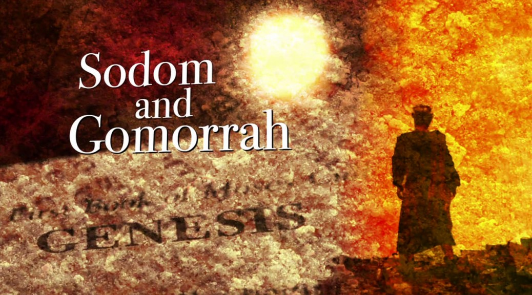 Sodom and gomorrah story homosexuality and christianity