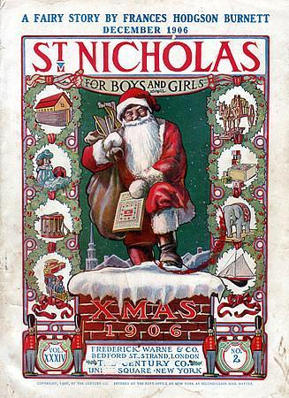 Santa Claus NYT 1906